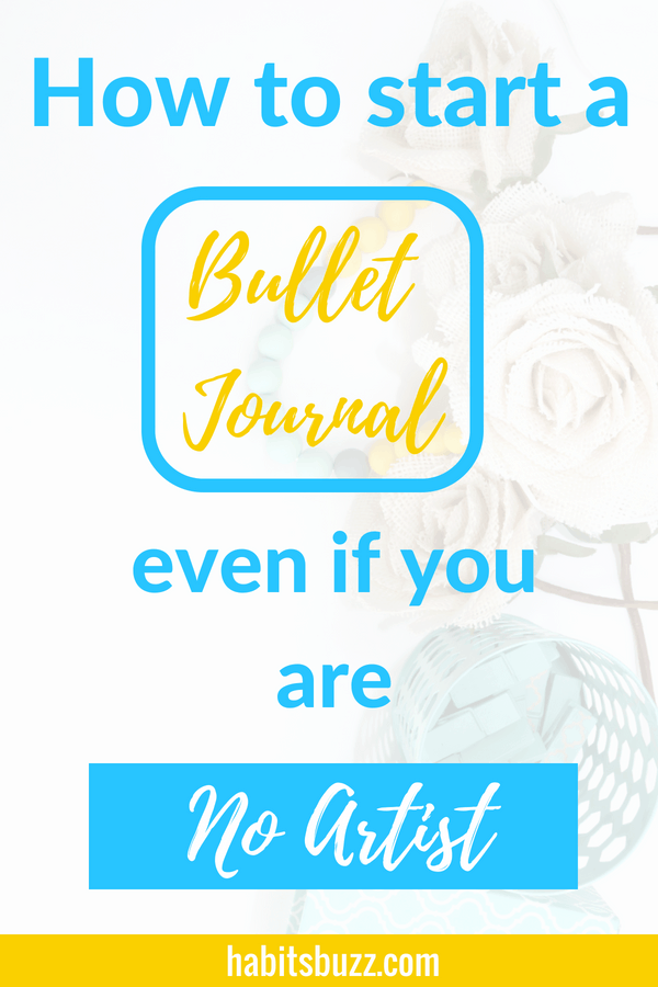 Are you overwhelmed by the beautiful bullet journal layouts and spreads out there? Learn how to start a minimalist bullet journal with no artistic skills