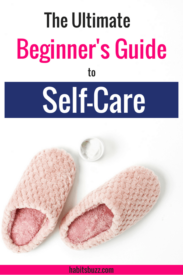 What is self-care? If you are a beginner, get started with self-care ideas from this post. #selfcare #selfcareideas