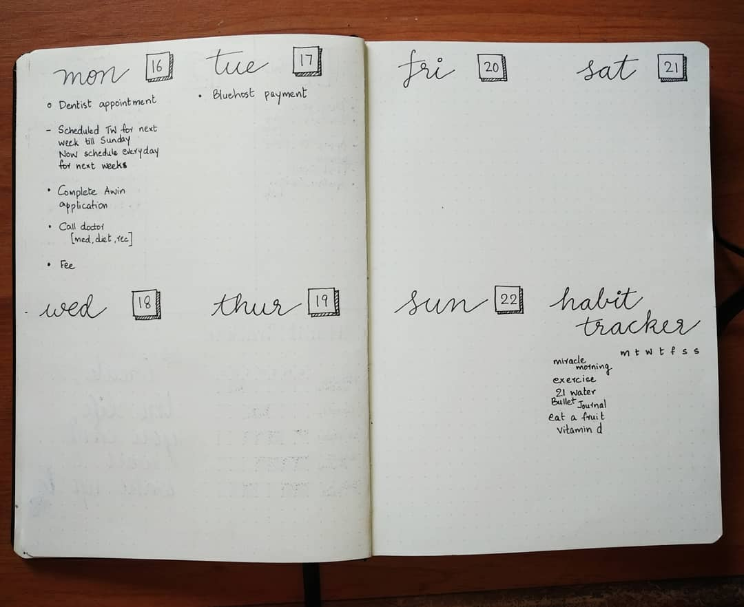 10 tips you must know as a beginner before starting a bullet journal #bulletjournal #bulletjournaltips