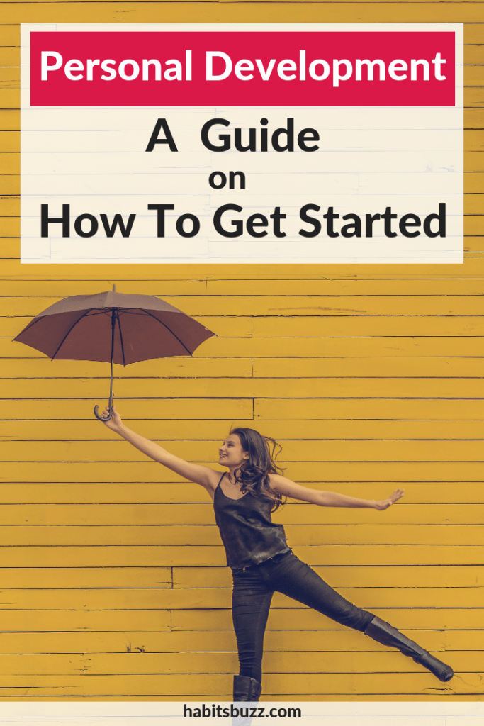 What is personal development? A guide on how to get started with your personal development journey.