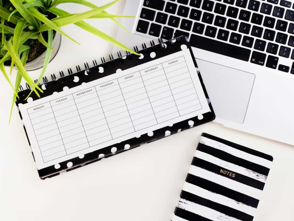 Here's why weekly planning is a surefire way to increase productivity