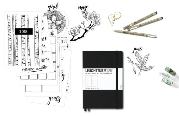 Bullet journal gift guide