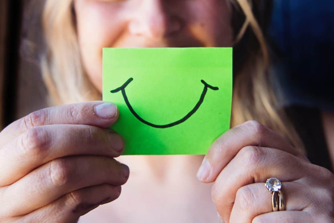 smile-how to remove negative energy from your life