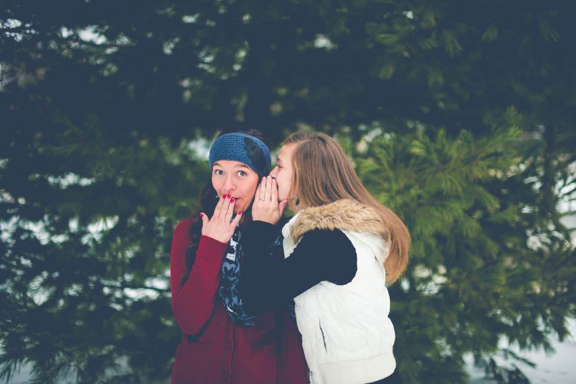 Gossiping-how to get rid of negative energy from your life