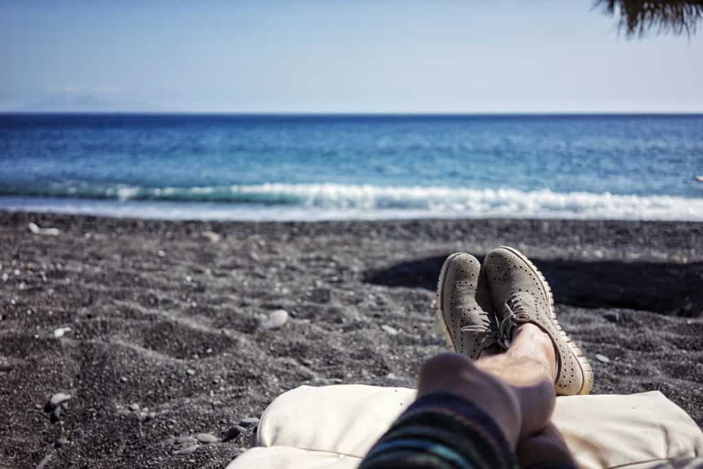 lying on a beach-what to do when you just want to give up on something