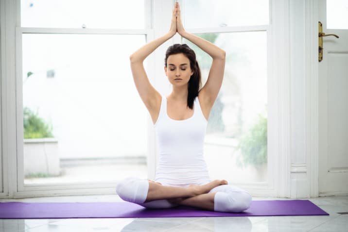 meditating - how to break bad habits