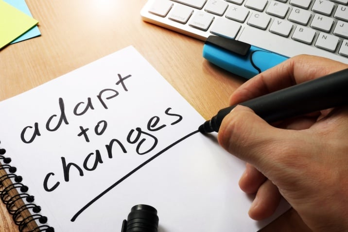 How to accept change and embrace it positively
